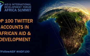 Top 100 Twitter Accounts to Follow in African Aid & Development
