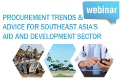 Procurement Webinar: Trends in Southeast Asia's Aid & Development Sector