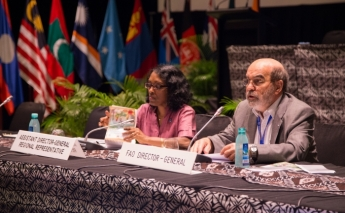 Asia needs to step up the fight against hunger, says FAO Director