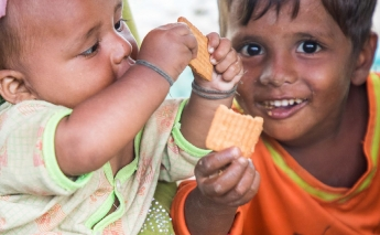 France boosts WFP's fight against malnutrition in Cox's Bazar
