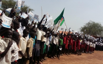 75% of South Sudanese children have known nothing but war - UNICEF
