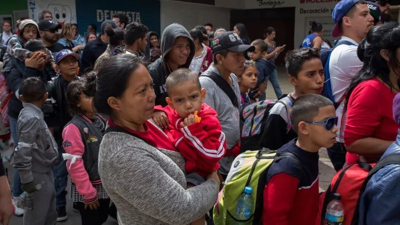 The American Red Cross and their strive to help migrants