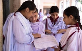 22.5 million children in Pakistan are missing out on an education, with girls worst affected